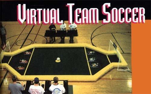 virtual football team